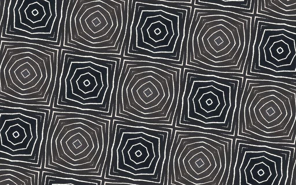 Moises Esquenazi - Work - Fabrics - Fabric Pattern 1