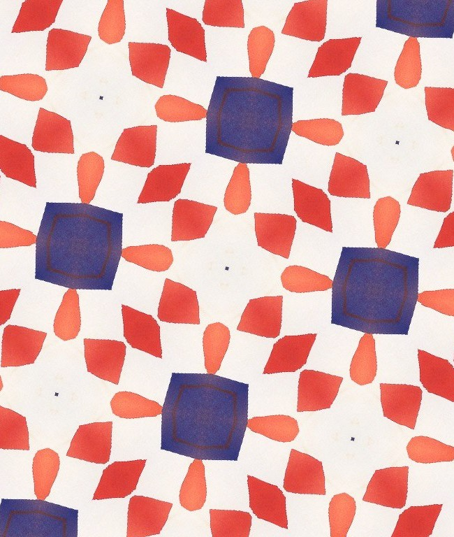 Moises Esquenazi - Work - Fabrics - Fabric Pattern 6