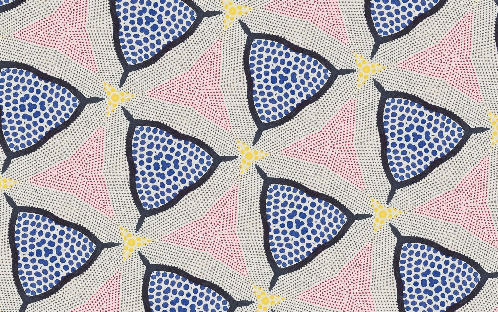 Moises Esquenazi - Work - Fabrics - Fabric Pattern 8