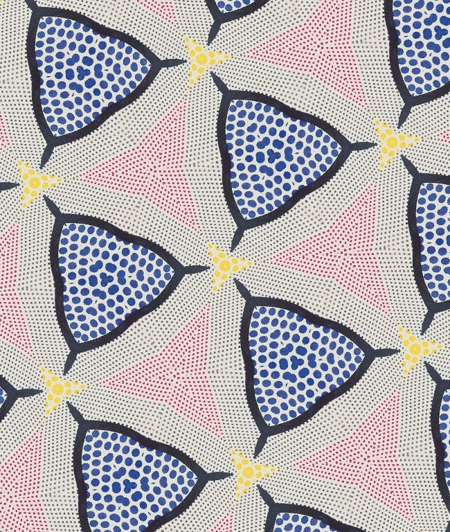 Moises Esquenazi - Work - Fabrics - Fabric Pattern 8