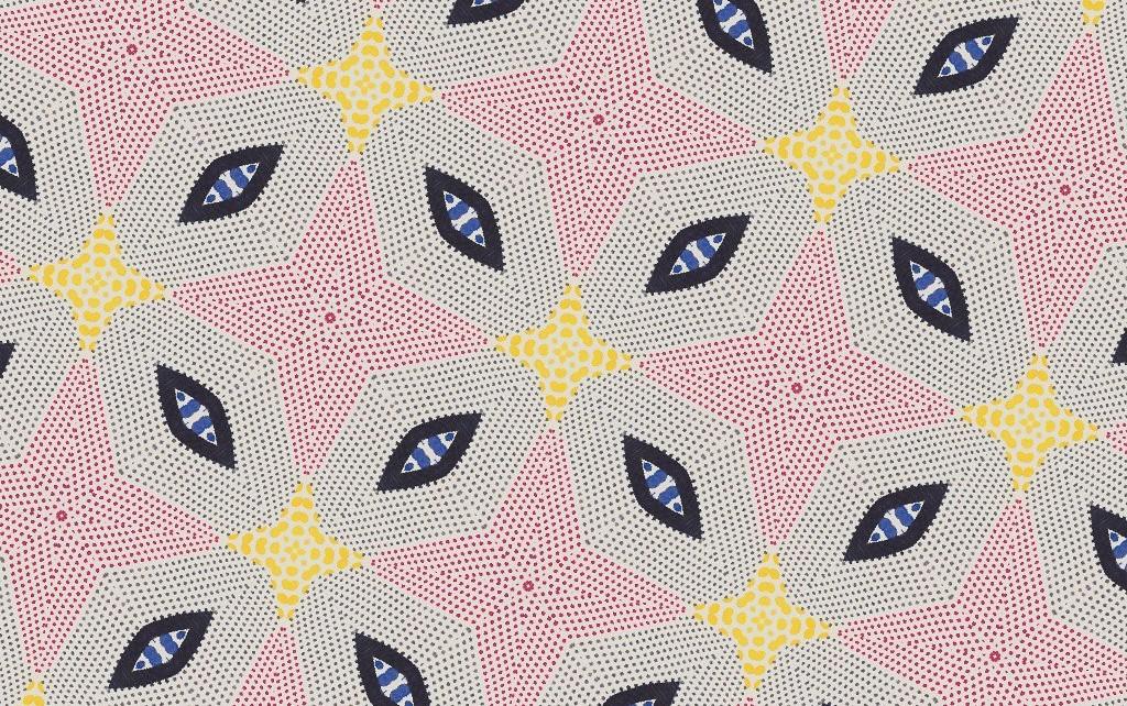 Moises Esquenazi - Work - Fabrics - Fabric Pattern 9