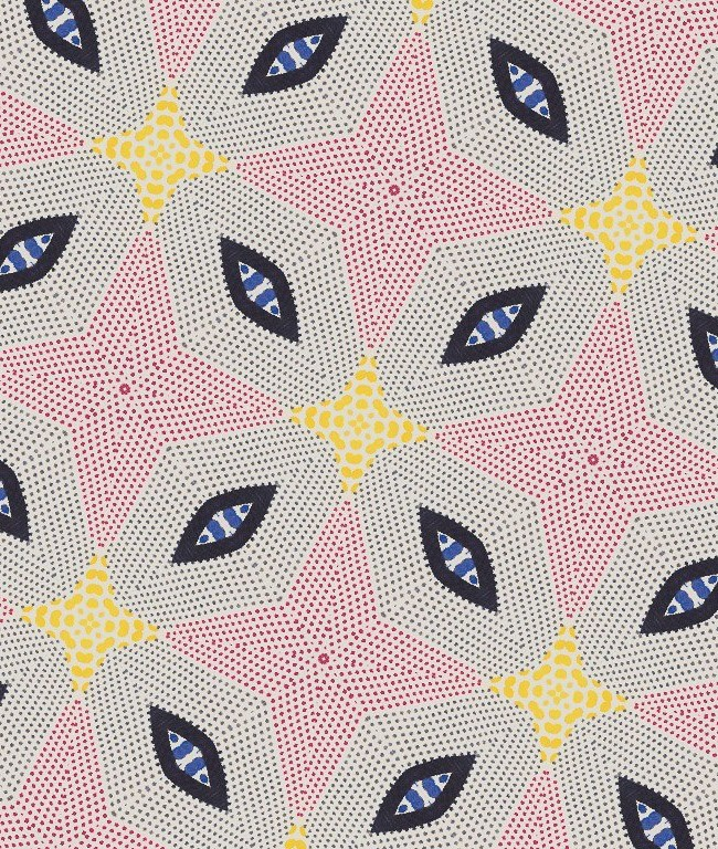 Moises Esquenazi - Work - Fabrics - Fabric Pattern 9